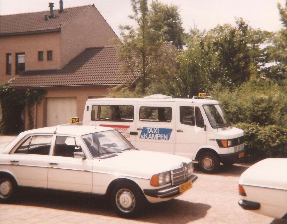 Taxi van Kampen Schijndel