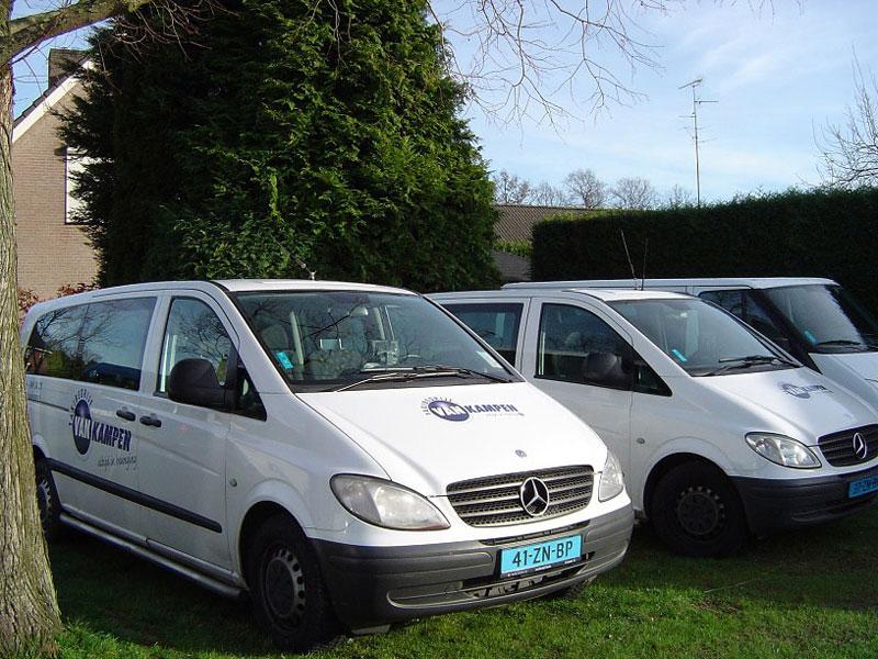 Schoolvervoer Taxi van Kampen